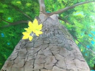 Sous l'arbre sous-larbre